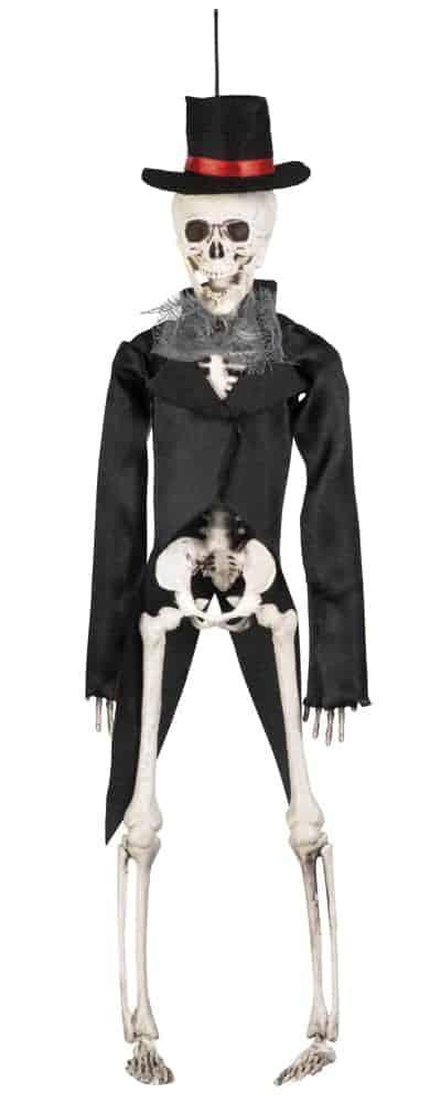 Squelette de marié 42 cm