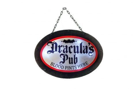 Dracula pub enseigne