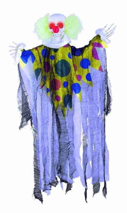 Clown animé 90 cm