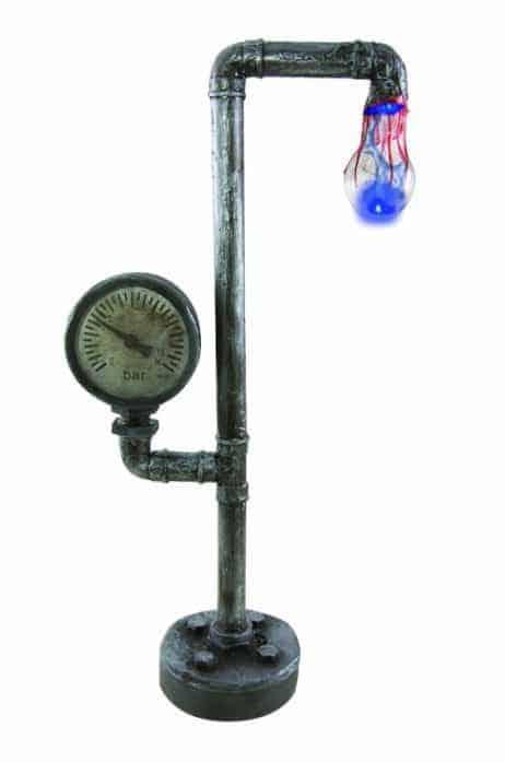 MAMOMETRE AVEC AMPOULE (Décoration son et lumière) Taille 55 cm - Démo vidéo