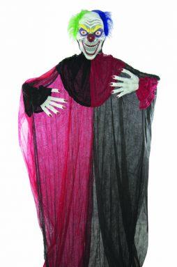 Clown géant 275 cm