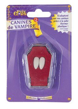 Canines de vampire
