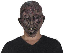Masque de lépreux latex