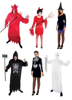 Deguisements halloween adultes