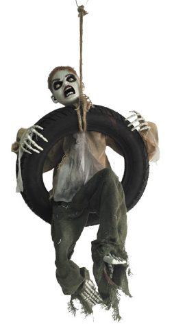 Zombie suspendu + pneu