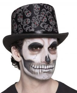 Chapeau squelette