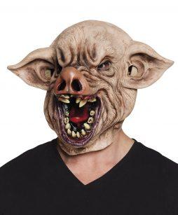 Masque latex cochon affreux