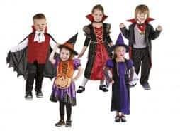 Deguisements enfants halloween