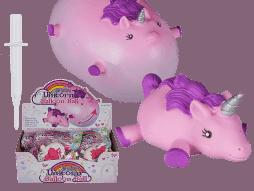 Ballons licornes 30 cm