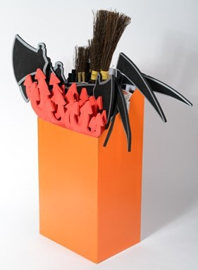 Box armes assorties Halloween