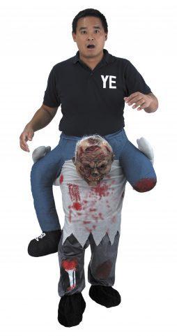 Zombie porte moi