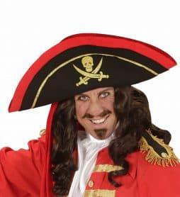 Tricorne de pirate