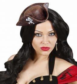 Mini chapeau pirate