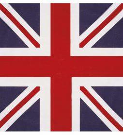 Bandana drapeau anglais