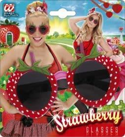 Lunettes fraises