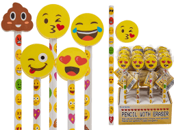 Pack crayons emoticones