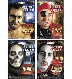 Assortiment de dentiers