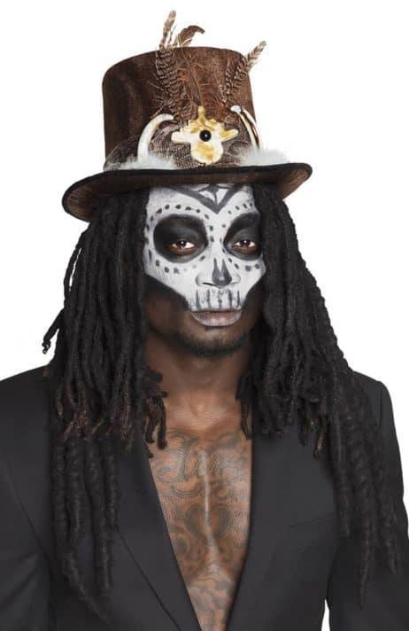 Chapeau voodoo de luxe