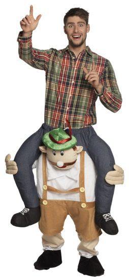 Mascotte Anton porte moi