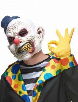 Masque clown hideux latex