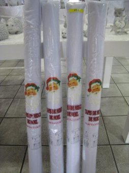 Tapis de neige décoration