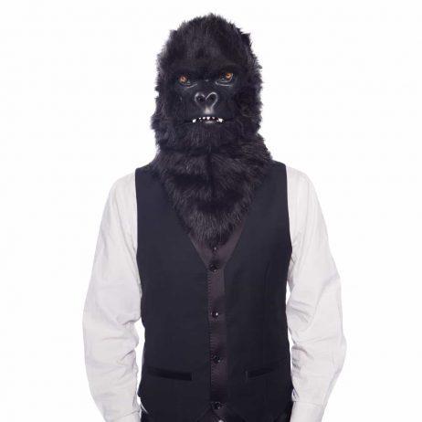 Masque de gorille réaliste