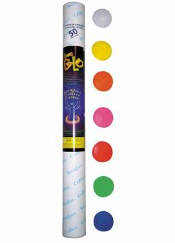 COLLIERS FLUO LUMINEUX GLOWSTICK - GLOW IN THE DARK