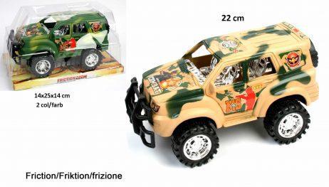 4 x 4 retro - friction 22 cm