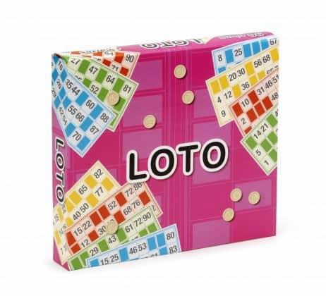 Boite loto bingo