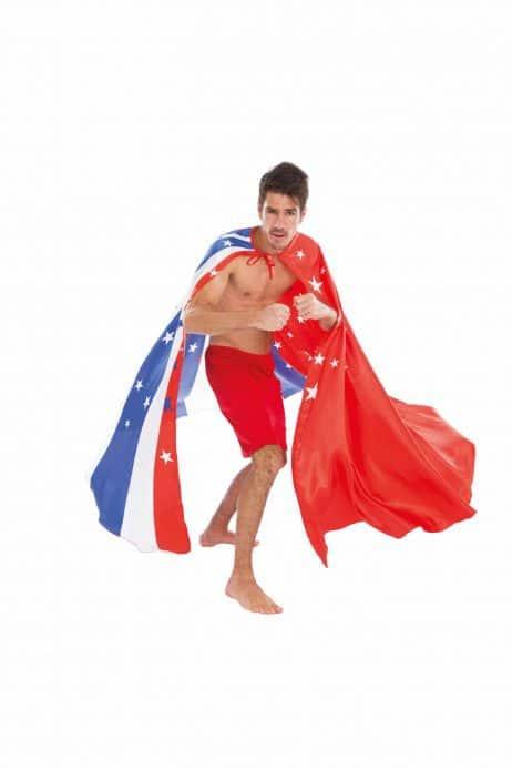 Cape super heros america