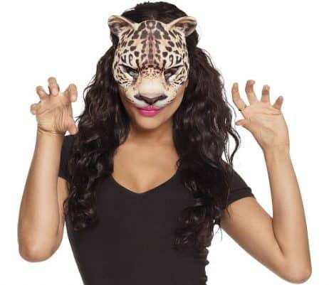 Masque de leopard