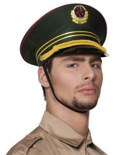 Casquette général Russe
