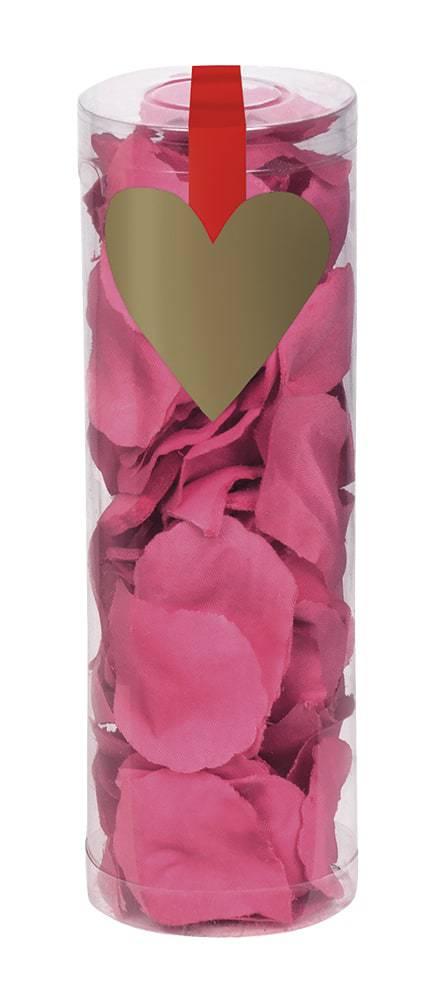 Tube 288 pétales de roses