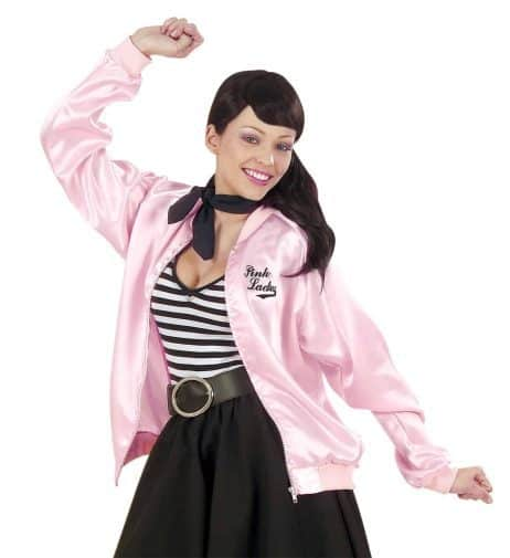 Blouson rose Pink ladies