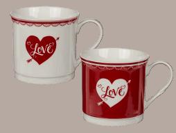 Mug love saint valentin