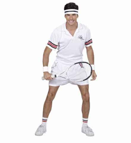 Tenue de tennisman
