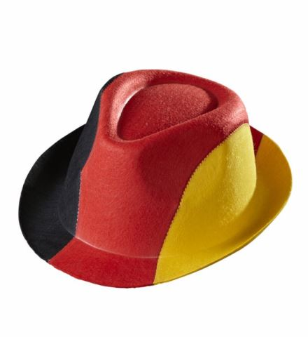 Chapeau supporter allemand