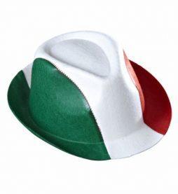 Chapeau supporter italien
