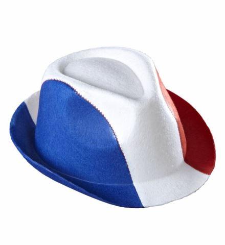 Chapeau supporter francais