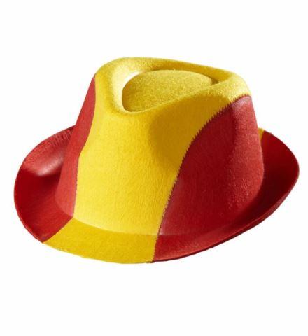 Chapeau supporte Espagne