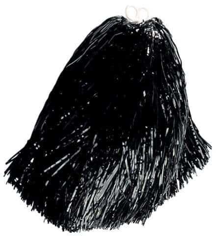 POMPON POMPOM GIRL (Pompon noir de luxe)