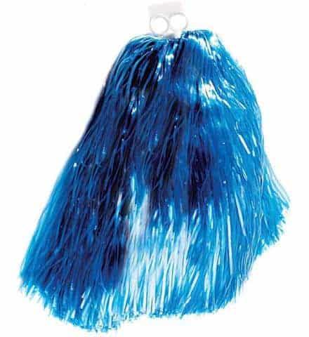 POMPON POMPOM GIRL (Pompon bleu de luxe)