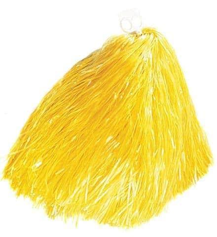 POMPON POMPOM GIRL (Pompon jaune de luxe)