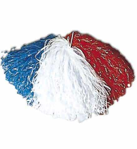 POMPON POMPOM GIRL (Supporter France BBR) Pompon tricolore