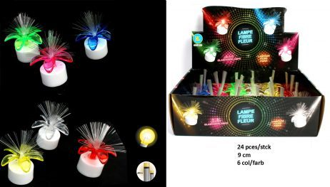 Pack lampes fibres light