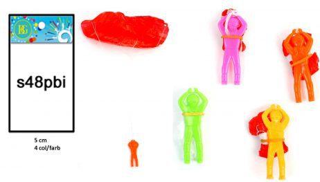 Petit parachutiste 5 cm