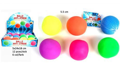 Pack balles anti stress