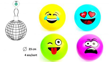 Ballon de foot emoticone