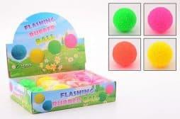 Balles rebondissantes lumineuses