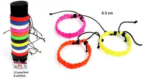 Pack bracelets tressés